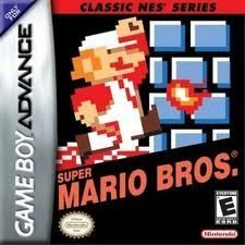 Super Mario Bros. Classic Series - Game Boy Advance Game