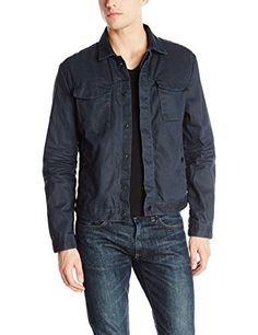 Calvin Klein Jeans Men's Denim Jacket, Petrol Dark, Small Calvin Klein Jeans http://www.amazon.com/dp/B00OLHOQVM/ref=cm_sw_r_pi_dp_ScBfvb0R6FP2F