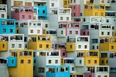 Apartments in Ankara, Turkey