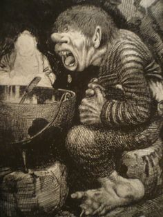 Theodor Kittelsen - Troll 2