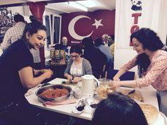 #22 ✔ Zum Fastenbrechen zu Gast beim Türkischen Jugendbund in Hamburg gewesen. Ich danke für die Gastfreundschaft!  Iftara Türkiye Gençlik Birliği Hamburg'un misafiriydik. Emeği geçen herkesin ellerine sağlık, misafirperverliğinizden dolayı teşekkürler! #tgb #hamburg #check #ramadan #fasting #ramazan #oruc #fasten #iftar #cigköfte #caliskandostlar #elinizesağlık