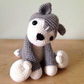 Sammy the Puppy - Amigurumipatterns.net