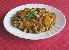 Marokkaanse couscous met koolraap, pompoen en linzen | www.Alternatief-Idee.net