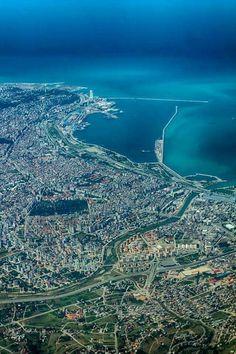 Samsun Mein Land, Black Sea, Istanbul, City Photo, Coast, Mountains, Places, Nature, Travel