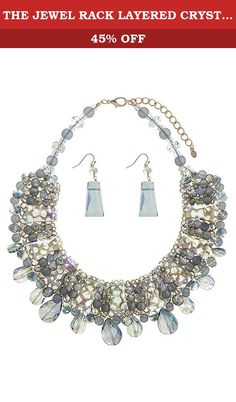 THE JEWEL RACK LAYERED CRYSTAL BEADED BIB NECKLACE SET (GREEN). FASHION DESTINATION PRESENTS THE JEWEL RACK LAYERED CRYSTAL BEADED BIB NECKLACE SET. Buy brand-name Fashion Jewelry for everyday discount prices with Fashion Destination! Everyday LOW shipping *. Read product reviews on Fashion Necklaces, Fashion Bracelets, Fashion Earrings & more. Shop the Fashion Destination store for a wide selection of rings, bracelets, necklaces, earrings and diamond jewelry. Whether you are searching…