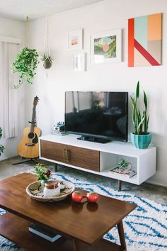 At Home with Arielle Vey in Oceanside, California | A Beautiful Mess | Bloglovin'