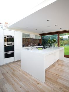 White Kitchen contemporary kitchen