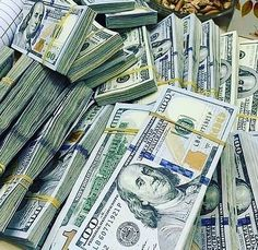 Likes, 116 Comments - Money Money On My Mind, My Money, Money From Home, Earn Money, Make Money Online, How To Make Money, Money Stacks, Gold Money, Rich Money