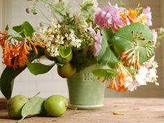 decoracion flores fiesta verano preciosa ideas