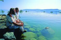Africatrek - the sea of Galilee