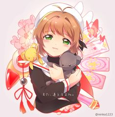 Sakura's Love by Shaoran