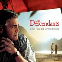 Makana - The Descendents Music from the Motion Picture. Web designer and fellow #OCWP member Andrew Behla does nice work.