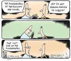 The fundamentals of economics.