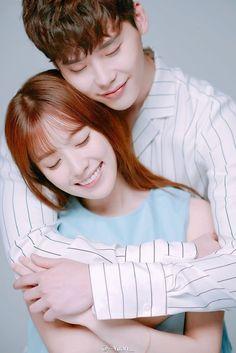 Lee Jong Suk & Han Hyo Joo ~ W - Two Worlds