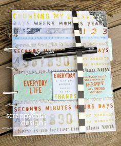 Scraps of Life: Handmade Smash Book