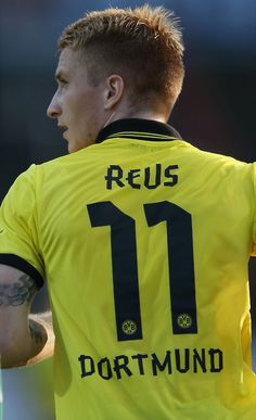 Marco Reus. Borussia Dortmund's #11.