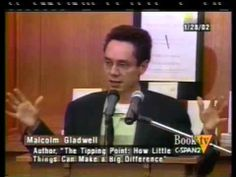 What Is the Tipping Point Concept? Malcolm Gladwell on the Book, Law of the Few (2002) - YouTube