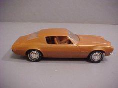 1973 Chevy Camaro Coupe promo model
