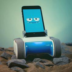 #Romo #SmartPhone #Robot