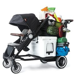 Meet the Pack Mule of a Stroller That Can Carry Your Kids and All of Your Gear —Seriously