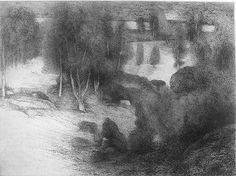 Richard Ziemann(American, 1932)  1993 etching