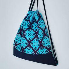 Hipster Bag | Turnbeutel | African Edition Drawstring Backpack, Hipster, Backpacks, Bags, Fashion, Cinch Bag, Gymnastics, Handbags, Moda