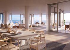 Renzo Piano designs glass tower for Miami Beach