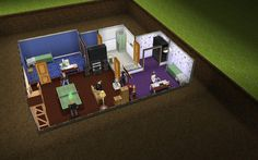 Sims Freeplay Housing Finished First Basement