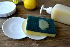 Detersivo per lavastoviglie | Dolce e Salato di Miky