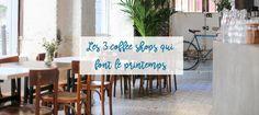 Avis aux aficionados de granola, matcha latte et de comfort food… On vous a dégoté trois nouveaux coffee shops parisiens pour chiller entre copines, siroter un drink et bruncher.