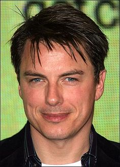 John Barrowman, actor, singer, and outspoken advocate for Gay Rights.
