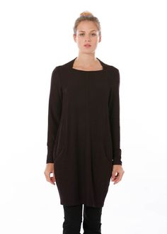 Tunic by The Swiss Label €230 at nobananas mode #onlineshop #newcollection #f/w16 #top #tunic nobananas.de