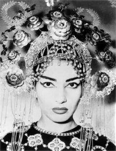Maria Callas, la divina!