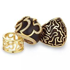repost from @marinabjewelry Bold & Beautiful   Karine Rings for every occasion #MarinaB #jewelry #statement #rings #cocktailrings #bold #beautiful #diamonds#instarepost20
