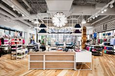 DICK'S Sporting Goods Unveils Chelsea Collective—a new women's fitness and lifestyle concept | design:retail