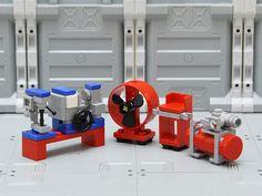 Machines and Tools set-B