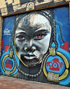African Street Art
