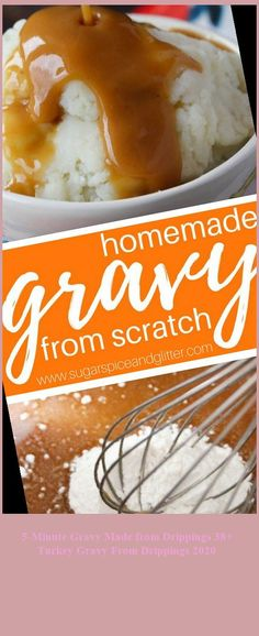 #Drippings #5-Minute #Gravy #Made #from turkey gravy from drippings 5-Minute Gravy Made from Drippings 38+ Turkey Gravy From Drippings 2020 Gravy From Scratch, Turkey Gravy From Drippings, Easy 5, Food Words, Holiday Recipes, Mashed Potatoes, Homemade, Cooking, Ethnic Recipes