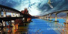 Benicia/Martinez bridge
