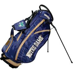 Notre Dame Fighting Irish Golf Bag