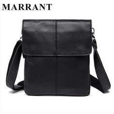 34.98$  Buy now - http://ali39i.shopchina.info/go.php?t=32800740730 - MARRANT Hot Sale Male Bag Genuine Leather Men's Messenger Bags Men Casual Crossbody Shoulder Bags Man Fashion Travel Bag 8006 34.98$ #magazineonlinewebsite