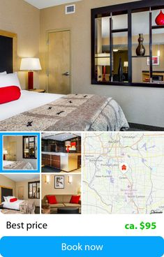 Cambria Suites Akron/Canton Airport (Uniontown, USA) – Book this hotel at the cheapest price on sefibo.