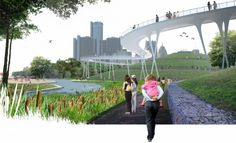 Detroit by Design 2012 Competition Winning Proposal
