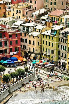 Vistas de Venecia Italia