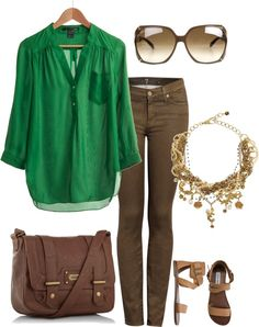 """""""Fall Colors"""" by k-rene on Polyvore"""