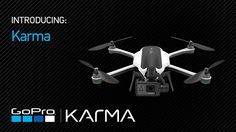 Go Pro enters the drone arena to take on the DJI with the Go Pro Karma #GoProKarma #Hero5Black #Hero5Session #Karma #DJI #GoPro #Drone