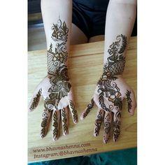 Family member henna