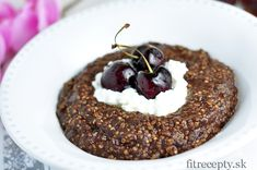 Kávovo-kakaová quinoa - FitRecepty