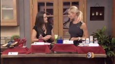Break Those Bad Beauty Habits...my Channel 3 segment.  Do you have any of this bad beauty habits?