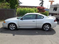 Purchased this 2004 Pontiac Grand-AM GT around the same time we purchased our 2005 Ford Taurus. I still have this car presently. As you can tell, we like Grand-AM's! To bad GM finally concluded the Pontiac line.